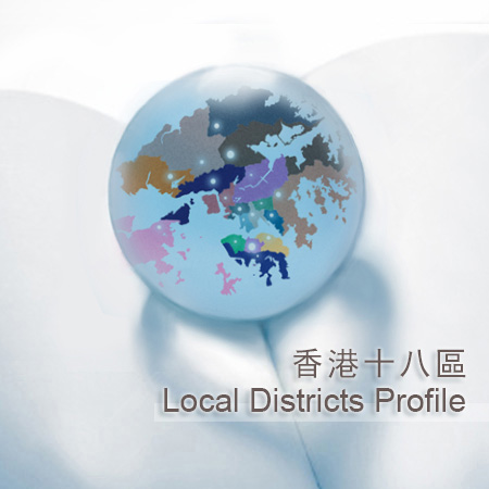 The Local Districts Profile presents a glimpse of the cultural and historical features of the 18 districts of Hong Kong through audio & video recordings, photos, newspaper clippings on arts and cultural activities, Ex-UC/RC's archives and other image collection in MMIS.