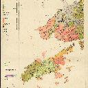 Geological map of Hong Kong, Kowloon and the New Territories