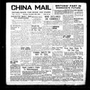 The China Mail, 1945-12-13