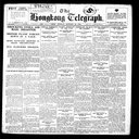 The Hong Kong Telegraph, 1929-10-28