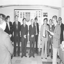 Central and Western Districts Committee 1981/82 last meeting at CNTA Office, 9/F International Building, Hong Kong