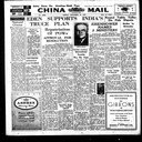 The China Mail, 1952-11-21