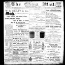 The China Mail, 1899-08-24