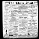 The China Mail, 1904-05-18