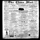 The China Mail, 1904-11-18