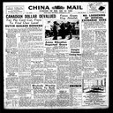 The China Mail, 1949-09-21