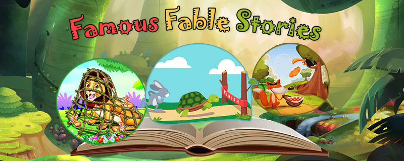 Famous Fable Stories