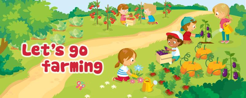 Let's Go Farming