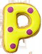 alphabet-P