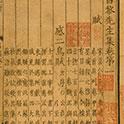 Changli Xiansheng Ji (Writings of Han Yu), 40 juan